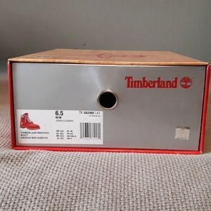 NBA OFFICIAL TIMBERLAND HOUSTON ROCKETS EDITION